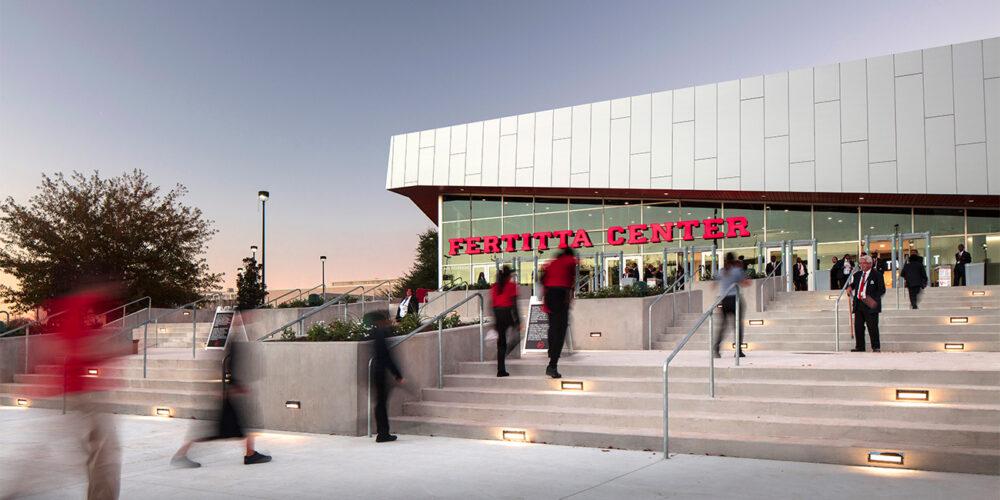 University of Houston Fertitta Center
