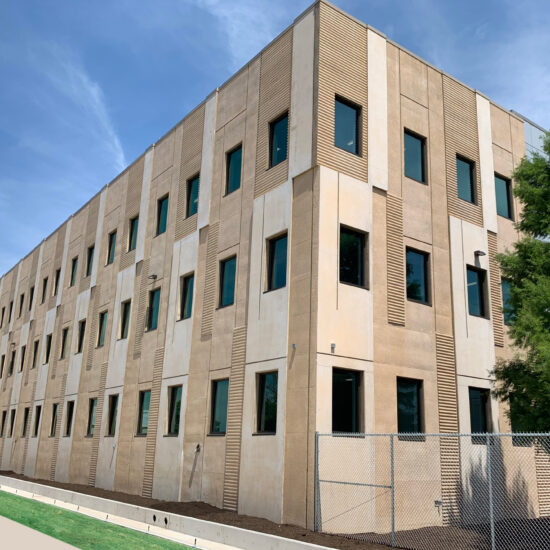 University of Texas Applied Research Laboratories New Office Building