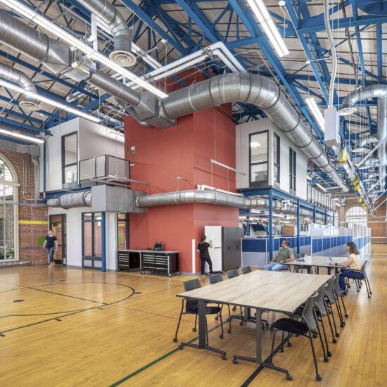 University of Texas Anna Hiss Robotics Institute