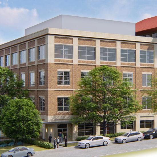University of Texas Sarah & Charles Seay Building Addition